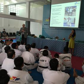 Para-Taekwondo Instructor Course